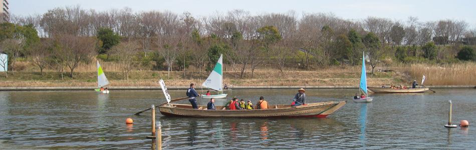 和船とヨット