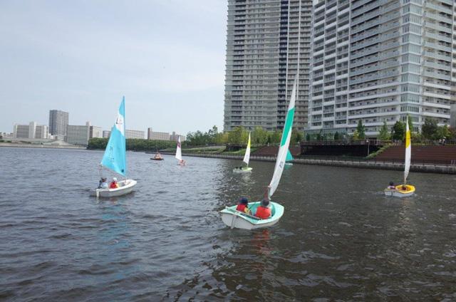 ヨット乗船講習会